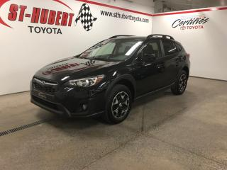 Used 2018 Subaru XV Crosstrek Touring CVT for sale in St-Hubert, QC