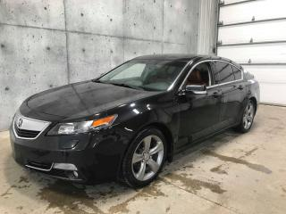 Used 2013 Acura TL SH-AWD CUIR TOIT OUVRANT SIEGES CHAUFFANTS for sale in St-Nicolas, QC