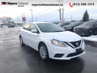 Used 2018 Nissan Sentra 1.8 S  - Bluetooth -  Power Windows - $98 B/W for sale in Ottawa, ON