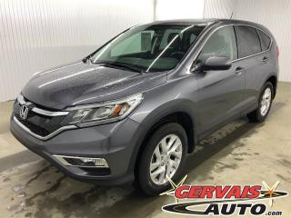 Used 2016 Honda CR-V EX AWD MAGS TOIT OUVRANT CAMÉRA BLUETOOTH for sale in Shawinigan, QC