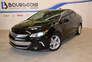 Used 2016 Chevrolet Volt *** Premier, CUIR, NAV, CAM , GR. CONF. 1&2 ! *** for sale in Rawdon, QC