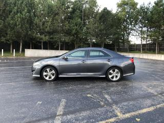 Used 2012 Toyota Camry SE FWD for sale in Cayuga, ON