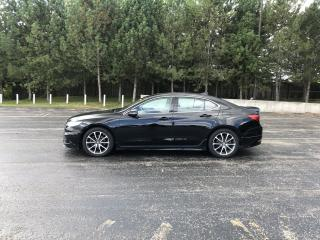 Used 2016 Acura TLX Sh Awd for sale in Cayuga, ON