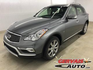 Used 2016 Infiniti QX50 AWD MAGS CUIR TOIT CAMÉRA DE RECUL for sale in Shawinigan, QC