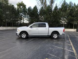 Used 2019 RAM 1500 Classic SLT Crew 4X4 for sale in Cayuga, ON
