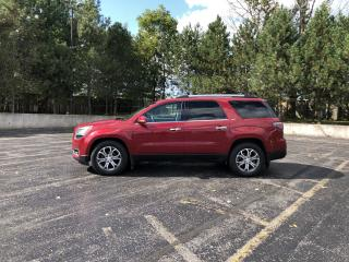 Used 2014 GMC Acadia SLT-2 AWD for sale in Cayuga, ON