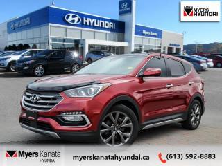 Used 2018 Hyundai Santa Fe Sport Limited AWD  - $230 B/W for sale in Kanata, ON