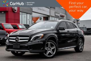 Used 2017 Mercedes-Benz GLA 250|Pano_Sunroof|Navigaiton|Ambient_Lighting|Keyless_GO| for sale in Thornhill, ON