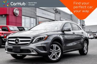 Used 2017 Mercedes-Benz GLA 250|Backup_Cam|Driver_Memo_seat|Ambient_Light|Keyless_GO| for sale in Thornhill, ON