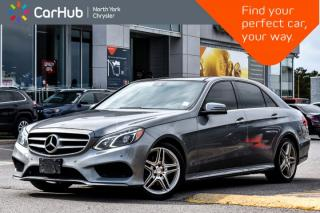 Used 2014 Mercedes-Benz E-Class E 350|Harman/Kardon_Sound|Pano_Sunroof|Navigation| for sale in Thornhill, ON