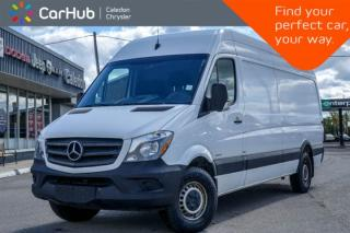 New 2016 Mercedes-Benz Sprinter Cargo Vans 2500 170