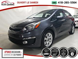 Used 2017 Kia Rio Ex At Camera De for sale in Québec, QC