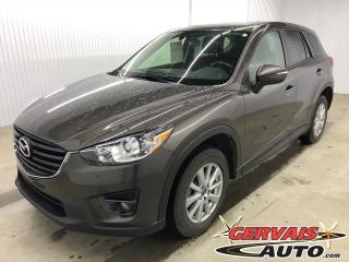 Used 2016 Mazda CX-5 GS 2.5 GPS MAGS TOIT CAMÉRA DE RECUL BLUETOOTH for sale in Shawinigan, QC