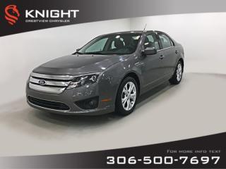Used 2012 Ford Fusion SE for sale in Regina, SK