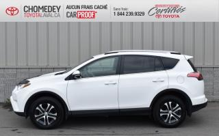 Used 2017 Toyota RAV4 LE, AWD, JAMAIS ACCIDENTÉ for sale in Laval, QC