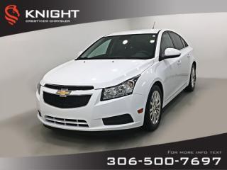 Used 2012 Chevrolet Cruze Eco w/1SA for sale in Regina, SK
