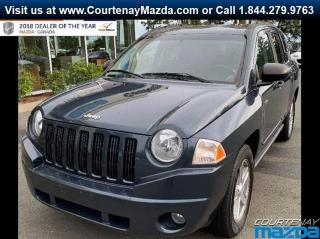 Used 2008 Jeep Compass Sport 4D Utility 4WD for sale in Courtenay, BC