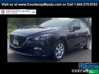 Used 2016 Mazda MAZDA3 Sport GX at for sale in Courtenay, BC