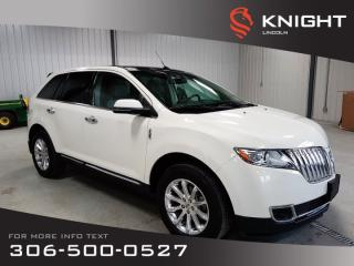 Used 2013 Lincoln MKX for sale in Moose Jaw, SK