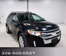 Used 2013 Ford Edge Limited, Leather, Sunroof, NICE!!! for sale in Moose Jaw, SK