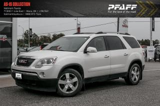 Used 2011 GMC Acadia SLT AWD for sale in Orangeville, ON