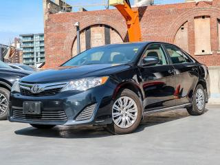 Used 2014 Toyota Camry FULLY CERTIFIED|FINANCE OPTIONS AVAILABLE|CARFAX REPORT AVAILABLE for sale in Toronto, ON