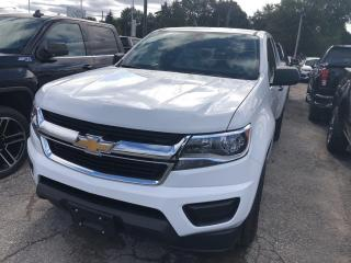 Used 2020 Chevrolet Colorado WT for sale in Markham, ON