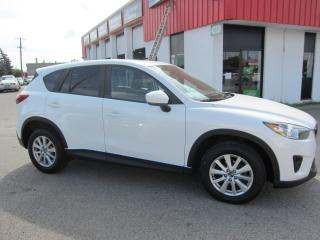 Used 2013 Mazda CX-5 GS $11,995+HST+LIC FEE / CERTIFIED / CLEAN CARFAX REPORT for sale in North York, ON