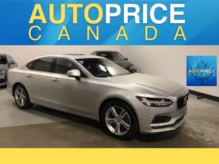 Used 2017 Volvo S90 T6 Momentum BLIND SPOT|NAVI| for sale in Mississauga, ON
