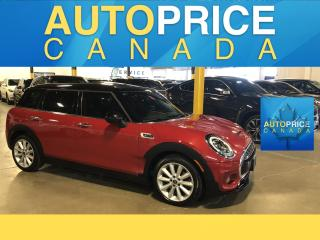 Used 2016 MINI Cooper Clubman Cooper S 'S'|PANOROOF|LEATHER for sale in Mississauga, ON