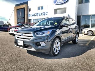 Used 2019 Ford Escape Titanium AWD-Only 7800kms-2.0 Ltr. Engine-Mint Titanium for sale in Orangeville, ON