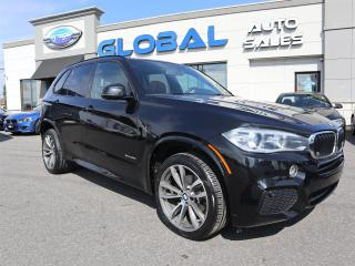 Used 2015 BMW X5 xDrive35i M-SPORT ALL OPTIONS. ONLY 48 K. for sale in Ottawa, ON