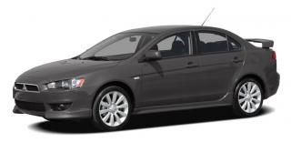 Used 2009 Mitsubishi Lancer GTS for sale in Coquitlam, BC