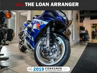 Used 2003 Suzuki XL-7 GSX-R 750 for sale in Barrie, ON