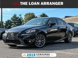 Used 2016 Lexus IS 300 for sale in Barrie, ON