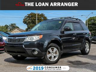 Used 2010 Subaru Forester for sale in Barrie, ON