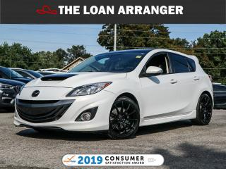 Used 2010 Mazda MAZDASPEED3 for sale in Barrie, ON