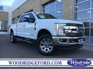 Used 2017 Ford F-350 Lariat ***PRICE REDUCED*** 6.7L, NAVIGATION, SUNROOF, ADAPTIVE CRUISE, NO ACCIDENTS for sale in Calgary, AB