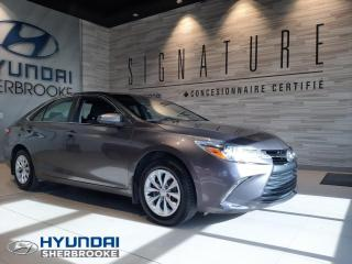 Used 2015 Toyota Camry LE+CAMERA+A/C+BLUETOOTH+CRUISE for sale in Sherbrooke, QC