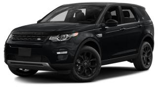 Used 2016 Land Rover Discovery Sport HSE for sale in Charlottetown, PE