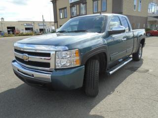 Used 2010 Chevrolet Silverado 1500 4 roues motrices, cabine allongée, 143,5 for sale in Mirabel, QC