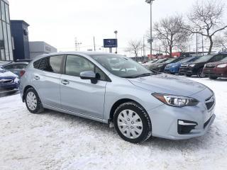 Used 2017 Subaru Impreza ( ! ) 5 890 KILOS, COMME NEUVE! ( ! ) for sale in Trois-Rivières, QC