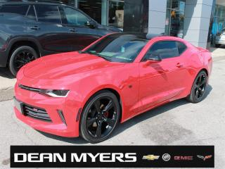 Used 2018 Chevrolet Camaro 2LT for sale in North York, ON