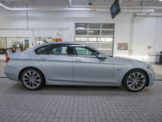 Used 2014 BMW 550i xDrive Modern Line for sale in Edmonton, AB