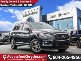 Used 2019 Infiniti QX60 Pure *ACCIDENT FREE* for sale in Abbotsford, BC