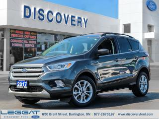 Used 2017 Ford Escape for sale in Burlington, ON