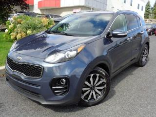 Used 2017 Kia Sportage EX * MAGS * BANCS CHAUFFANTS * BLUETOOTH * for sale in Ste-Julie, QC