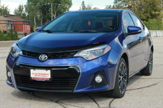 Used 2014 Toyota Corolla S CERTIFIED for sale in Waterloo, ON