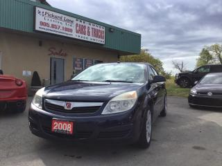 Used 2008 Saturn Aura XE for sale in Bolton, ON