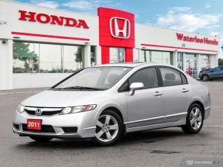 Used 2011 Honda Civic SE Automatic, A/C and More! for sale in Waterloo, ON